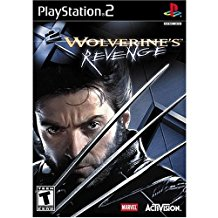 PS2: X2 WOLVERINES REVENGE (COMPLETE)